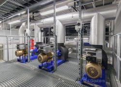 Datacenter Pompinstallatie i.o.v. Unica Fastcom Joop Gijsbers Fotografie